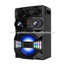 bluetooth party speakers with lights china led bluetooth party speakers with usb tf led display lights