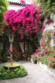 Spanish Courtyard Designs Gorgeous Mediterranean Influences U2026 Pinteres U2026