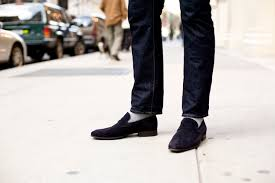 mens fashion blogger how to wear the dinner slipper