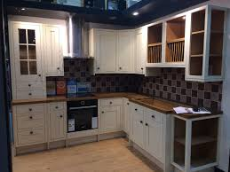 details about ex display fitted kitchen b u0026q cooke u0026 lewis woburn