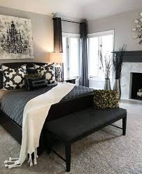 Master Bedroom Decorating Ideas Pinterest Black Bedroom Decor Ideas Black And White Master Bedroom