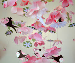 Baby Room Ideas White Gray Pink Baby Nursery Cute Baby Room Decorations White Gray Birds Paper