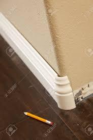 Laminate Flooring Beading Floor Laminate Flooring Corners On Floor In Cutting Angles Beading