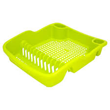 lime slice silhouette wilko dish drainer lime green 48 x 40 x 12cm dish drainers