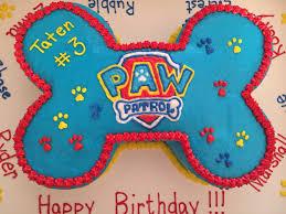 paw patrol cake paw patrol birthday