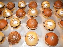 gumpaste ornament cupcakes cakecentral