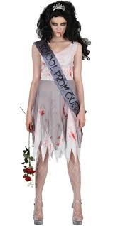 prom night zombie zombie costumes mega fancy dress