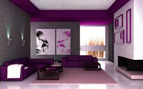 bedroom decoration interior stunning small bedroom purple wall