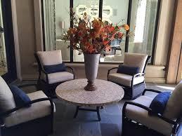 fall decorating at northshore estate lauren nicole design