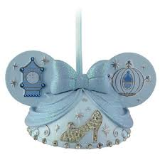 mouse ears hat ornaments