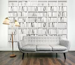 Giant Wall Murals by Library Wall Mural Plasticbanners Com