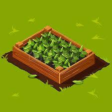 rectangular garden clipart u0026 rectangular garden clip art images