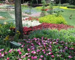 world beautiful flower gardens most beautiful flower garden in