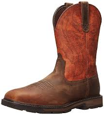 s quantum boots amazon com ariat s wide square steel toe work boot