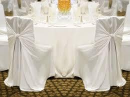 housses de chaises mariage housses de chaises universelles fee de l effet