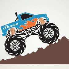 25 monster truck room ideas monster truck