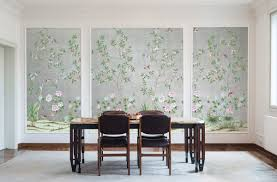 botanical wallpapers u0026 how to use them the interior editor