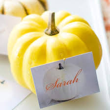 17 diy thanksgiving place card ideas