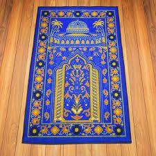 amazon com islamic prayer rug thick muslim prayer rug islam