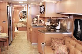 Motorhome Custom Interiors Airstream Rv Motor Home