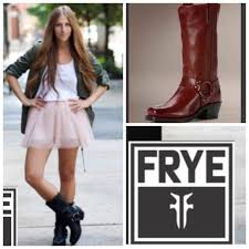 frye boots black friday 72 off frye boots sale frye harness boot red brown from