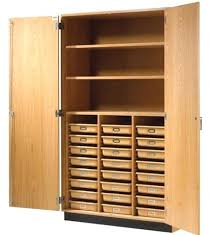 storage cabinet tall tall wood storage cabinets with doors and