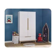 armoire chambre d enfant armoire enfant riga blanc ma chambre d enfant la redoute
