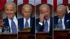 State Of The Union Meme - how biden entertained himself during sotu 2014 politico