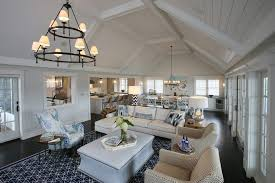 Beach Style Area Rugs Large Great Room Decorating Ideas Living Room Beach Style With
