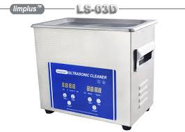 Small Table Ls Ls 03d Limplus Small Digital Table Top Ultrasonic Cleaner For
