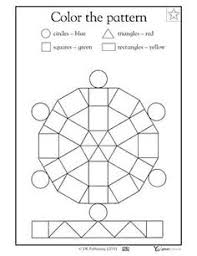 free geometry worksheets color by sides plus many more math