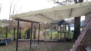 carport plans lean to free download pdf woodworking carport plans