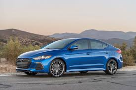 2017 hyundai elantra sport quick take review automobile magazine