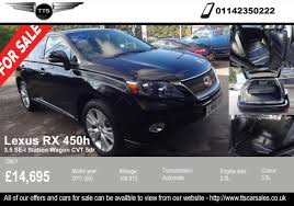 lexus suv for sale uk lexusrx450h hashtag on twitter