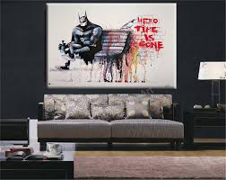 Art In Home Decor Online Get Cheap Banksy Wall Art Aliexpress Com Alibaba Group