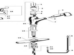 standard kitchen faucet parts diagram bathroom faucet parts standard standard