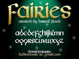 dafont freshman fairies font dafont com
