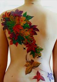 40 unforgettable fall tattoos and design