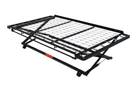 bed frames folding bed frame for air mattress bed frames walmart