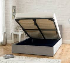 upholstered small double beds next day delivery bedstar