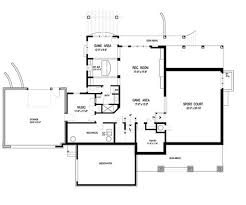 traditional style house plan 4 beds 4 00 baths 5342 sq ft plan