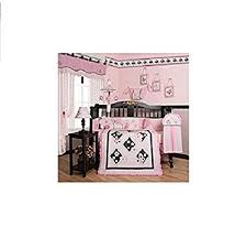 Geenny Crib Bedding Geenny Boutique 13 Crib Bedding Set Pink