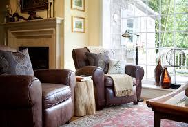 Armchair In Living Room Design Ideas Modern Reclining Armchairs Living Room Eizw Info