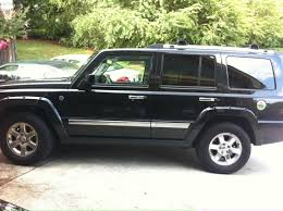 stock jeep vs lifted jeep stock commander max tire size jeep commander forums jeep