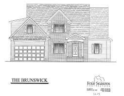 House For Plans The Brunswick Four Seasons Contractors 252 462 0022