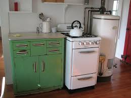 Tiny House Kitchens Cape Ann Cottage The Gray House Kitchen Original 1940s
