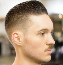 hairsuts with ears cut out and pushed up in back 20 trendy slicked back hair styles