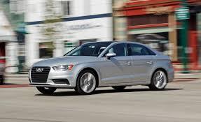 slammed audi a3 2015 audi a3 1 8t test u2013 review u2013 car and driver