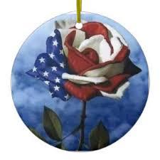 patriotic ornaments keepsake ornaments zazzle