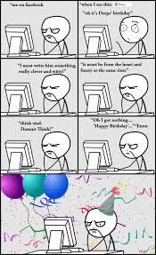 Birthday Facebook Meme - meme face happy birthday image memes at relatably com